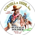 Buffalo Soldier pipe tobacco