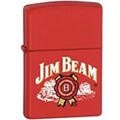 Jim Beam-Jim Beam Logo/Red