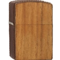 T-Bird Bamboo / Leather Lighter
