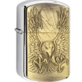 T-Bird Brass Attack Eagle Lighter