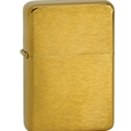 T-Bird Brush Brass Lighter