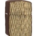 T-Bird Mendong Wood / Leather Lighter
