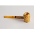 Assorted bowl shapes in this highly popular filtered pipe. This is a straight filtered pipe.