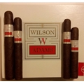 <p>After eight months of blending and production, Wilson Adams Cigar Co. is proud to announce the arrival of their debut cigar. Donned with a beautiful Ecuadorian habano wrapper covering a Nicaraguan binder and a three country filler, <br />