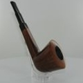 Estate Charatan Selected Straight Grain Dublin Briar Tobacco Pipe Double Comfort Stem