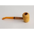 Assorted bowl shapes in this highly popular filtered pipe. This is a bent filtered pipe.