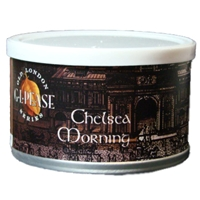 Chelsea Morning pipe tobacco - by G.L. Pease