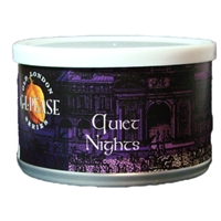 Quiet Nights pipe tobacco - by G.L. Pease