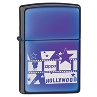 Hollywood Stars & Projector