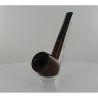 Estate Dunhill Pot Root 1960 835 Briar Tobacco Pipe with Lucite Stem