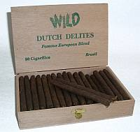 Dutch Delites Wild Cigarillos