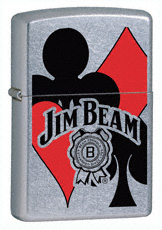Jim Beam Cards