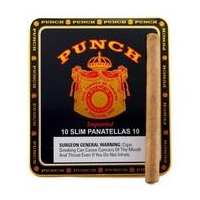 Punch Slim Panatella Tin Tin