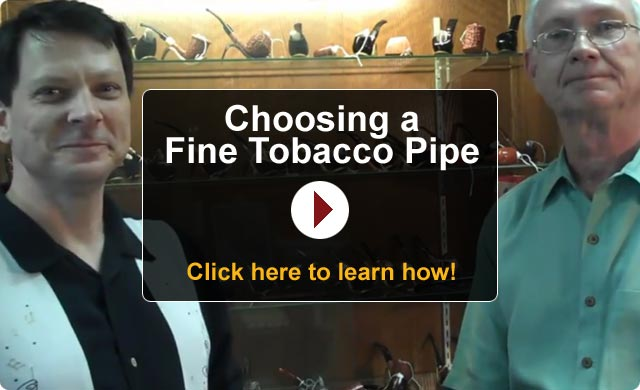 Choosing a Tobacco  Pipe