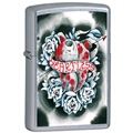 Heartless Zippo Lighter