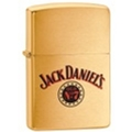 Jack Daniel's-Red/Brushed Brass