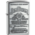 Jim Beam-Pewter Label Emblem/H