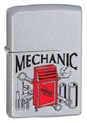 At Work Mechanic Zippo