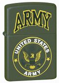 Army Insignia Lighter